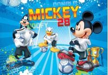 Fototapeta na flizelinie Myszka Mickey - Puchar (952VE)