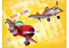 Fototapeta na flizelinie Planes - Dusty (512VE)
