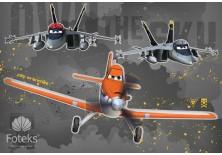 Fototapeta na flizelinie Planes - Atak (513VE)