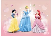 Fototapeta na flizelinie  Princess -Trzy księżniczki (4-009VE)