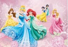 Fototapeta na flizelinie  Princess - Księżniczki na balu (591VE)