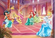Fototapeta na flizelinie  Princess - Ze zwierzątkami na balu (2489VE)