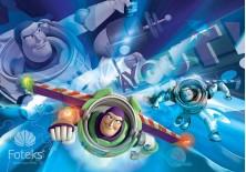 Fototapeta na flizelinie Toy Story - Bazz Arstral (1738VE)