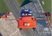 Fototapeta na flizelinie Disney Auta - Zygzak McQueen atakuje (319VE)