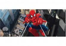 Fototapeta panoramiczna Spiderman - W locie 250x104 cm (265VEP)