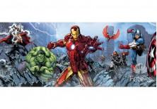 Fototapeta panoramiczna Avengers - Zjednoczeni 250x104 cm (960VEP)