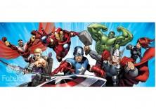Fototapeta panoramiczna Avengers - W natarciu 250x104 cm (963VEP)