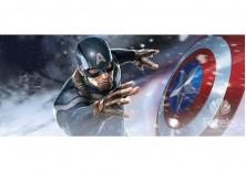 Fototapeta panoramiczna Avengers - Moc i siła 250x104 cm (965VEP)