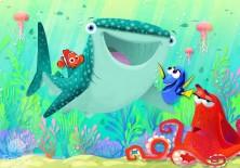 Fototapeta na flizelinie Gdzie jest Nemo - Podwodna przygoda (10523VE)