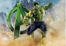 Fototapeta na flizelinie Avengers - Zielony olbrzym (3367VE)