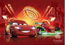 Fototapeta na flizelinie Disney Auta - Zygzak i wyścigi (752VE)