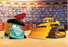 Fototapeta na flizelinie Disney Auta - El Materdor (759VE)