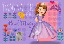 Fototapeta na flizelinie Disney Sofia the First - Imagination (10426VE 5X)