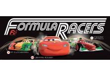 Fototapeta panoramiczna Auta - Formuła Racers 250x104 cm (1019VEP)