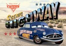 Fototapeta na flizelinie Disney Auta - Scenic highway (10610VE 4X)