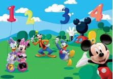 Fototapeta na flizelinie Myszka Mickey - Odliczanie (4-029VE)
