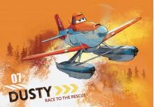 Fototapeta na flizelinie Planes - Dusty (1542VE)