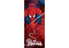Fototapeta pionowa Spiderman - Spiderman w natarciu  (511VET) 91x211 cm
