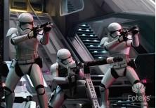 Fototapeta na flizelinie Gwiezdne wojny - Szturmowcy Najwyższego Porządku, 2742VE
