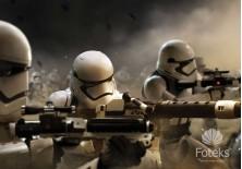 Fototapeta na flizelinie Gwiezdne wojny - Stormtroopers (2744VE)