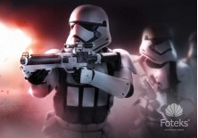 Fototapeta na flizelinie Gwiezdne wojny - Stormtroopers (2745VE)
