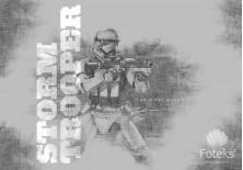 Fototapeta na flizelinie Gwiezdne wojny - Stormtroopers (2747VE)