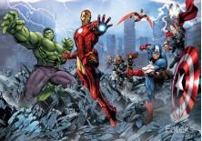 Fototapeta na flizelinie Avengers - Zjednoczeni (960VE)