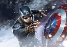 Fototapeta na flizelinie Avengers - W akcji (965VE)