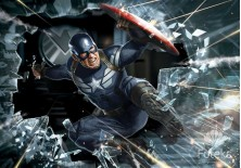 Fototapeta na flizelinie Avengers - Atak (966VE)