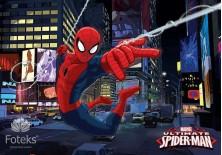Fototapeta na flizelinie Spiderman - Na ratunek miastu (266VE)