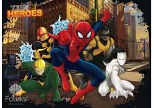 Fototapeta na flizelinie Spiderman i inni (267VE)