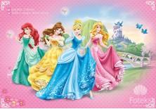 Fototapeta na flizelinie  Princess - Cztery księżniczki (305VE)