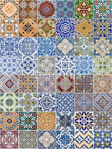 naklejka mozaika kafelki 42471067 wf1729 naklejki