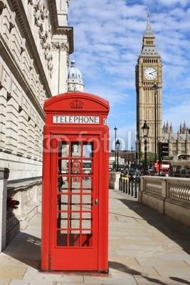 Телефонная будка рисунок лондон