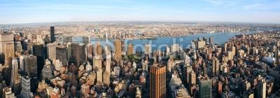 Fototapeta Panorama Nowego Yorku