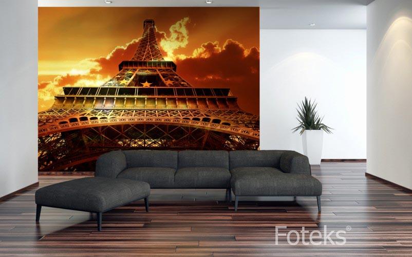 Fototapeta Romantyczny Paryż