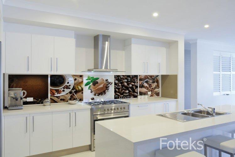 Fototapeta kuchenna Aromatyczna kawa